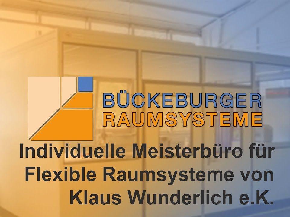 Individuelle Meisterbüro für Flexible Raumsysteme von Klaus Wunderlich e.K.